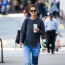 Katie Holmes – Seen Out and About in NYC