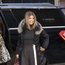 Lori Loughlin – Arriving at the Today Show in New York - 454 x 658