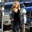 Annalynne Mccord in Ripped Jeans Out in Beverly Hills - 454 x 681