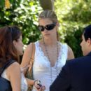 Denise Richards Out And About In West Hollywood, August 24 2006
