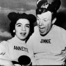 Annette Funicello With Jimmy Dodd