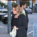 Ashley Benson at Craig's in West Hollywood