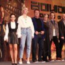 Mackenzie Davis – 'Terminator Dark Fate' Publicity Event in Seoul