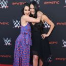 Brie and Nikki Bella – WWE FYC Event in Los Angeles - 454 x 610