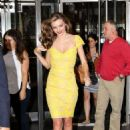 Miranda Kerr Runs Errands in NYC