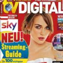 Keira Knightley - TV Digital Magazine Cover [Austria] (6 November 2019)