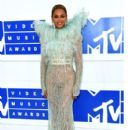 Beyonce attends the 2016 MTV Video Music Awards at Madison Square Garden on August 28, 2016 in New York City