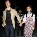 Drew Barrymore And Justin Long - Green Day Concert, 2009-06-04