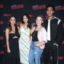 Aimee Carrero – 'She-Ra and the Princesses of Power' Panel at 2018 New York Comic Con
