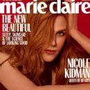 Nicole Kidman – Marie Claire Magazine (October 2018) - 454 x 557