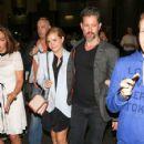 Amy Adams and Darren Le gallo Are Seen at 'Hamilton' (August 17, 2017) - 425 x 600