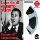 """Alberto Sordi - La Radio di Alberto Sordi """"Comprendi l'Importanza?"""" - Rai Via Asiago 10"""