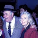 Jonathan Winters and Eileen Schauder
