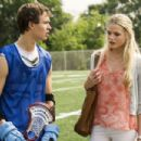 Gabriella Wilde and Ansel Elgort