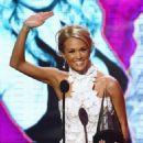 Carrie Underwood - Press Room, 2007 American Music Awards 2007-11-18