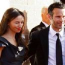 Ryan Giggs and Stacey Cooke