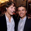 Augustus and Dave Franco - 402 x 415