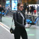 Barbara Palvin – Victoria's Secret Fashion Show Fittings in New York