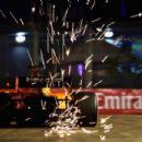 Singapore GP Qualifying 2018