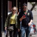 Amanda Seyfried and Thomas Sadoski out in New York