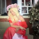 Christina Aguilera – Liberation Tour Photoshoots 2018