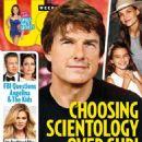 Tom Cruise - US Weekly Magazine Cover [United States] (7 November 2016)