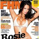 Rosie Roff - FHM Magazine Pictorial [Czech Republic] (September 2012) - 454 x 611