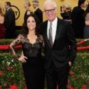 Julia Louis-Dreyfus and Brad Hall: 21st Annual Screen Actors Guild Awards - Arrivals