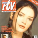 Catherine Zeta-Jones - Szines Rtv Magazine Cover [Hungary] (20 November 2000)