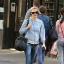 Jennifer Morrison out in Manhattan