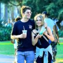 Michelle Randolph and Gregg Sulkin - 454 x 532