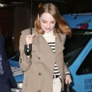Emma Stone – Arrives at the Robin Williams Center in NYC - 454 x 681