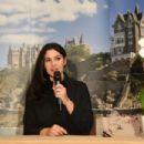 Monica Bellucci – Press Conference at 29th Dinard British Film Festival