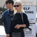 Nicola Peltz in Black Shopping in Beverly Hills - 454 x 681