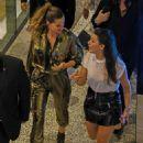 Gisele Bundchen – Arrives at Rosa Cha Event in Los Angeles