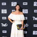 Pollyanna McIntosh – 'The Walking Dead' Premiere in West Hollywood - 454 x 626