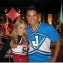 Michael Copon and Ashley Benson