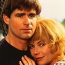 Kelly McGillis and Treat Williams