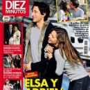 Elsa Pataky, Adrien Brody - Diez Minutos Magazine Cover [Spain] (11 April 2007)