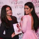 Suelyn Medeiros Celebrates The Release Of Her Book My Secrets Revealed In Hollywood