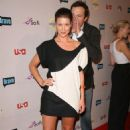 Sarah Lancaster - 2008 NBC Universal Tour Stars Party, 2008-07-20