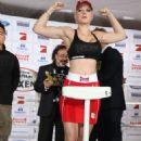 Melanie Mueller Vs Jordan Carver Boxing Match