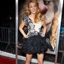 Blake Lively - 'Where The Wild Things Are' Premiere At Alice Tully Hall, Lincoln Center On October 13, 2009 In New York City