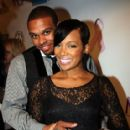 Monica and Shannon Brown - 415 x 600
