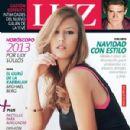 Gastón Soffriti, Luli Fernández - Luz Magazine Cover [Argentina] (9 December 2012)