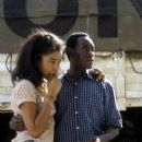 Don Cheadle and Sophie Okonedo