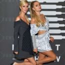 Paris and Nicky Hilton – Savage x Fenty Show Presented By Amazon Prime Video in Brooklyn