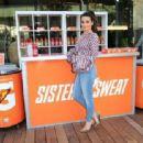 Lea Michele – 'Versus' Premiere Event in Santa Monica - 454 x 313