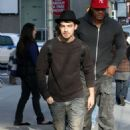 Joe Jonas Out and About In New York City (March 17)