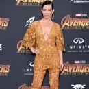 Evangeline Lilly – 'Avengers: Infinity War' Premiere in Los Angeles - 454 x 664